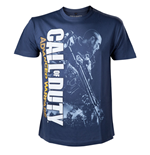 Call Of Duty - Advanced Warfare Soldato Blu (T-SHIRT Uomo )