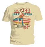 Bruce Springsteen - Tour (T-SHIRT Uomo )