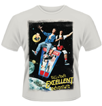 Bill And TED'S Excellent Adventure - Poster (T-SHIRT Uomo )