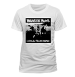 Beastie Boys - Check Your Head (T-SHIRT Uomo )