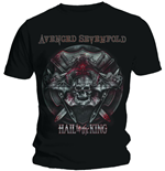 Avenged Sevenfold - Battle Armour (T-SHIRT Uomo )