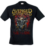 Avenged Sevenfold - New Day Rises (T-SHIRT Uomo )