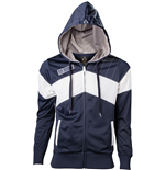 ASSASSIN'S Creed - Unity Blue White (felpa Uomo )