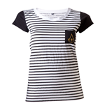 ASSASSIN'S Creed - Striped (T-SHIRT Donna )