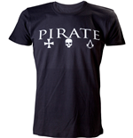 ASSASSIN'S Creed - Pirate Crest (T-SHIRT Uomo )