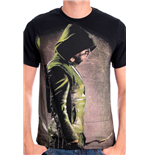Arrow - The Hooded Archer (T-SHIRT Uomo )