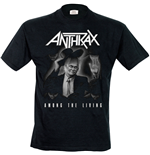 Anthrax - Among The Living (T-SHIRT Uomo )