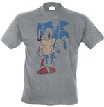 Sonic - Wagging Finger (T-SHIRT Uomo )