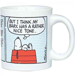 Snoopy - Bark (Tazza)
