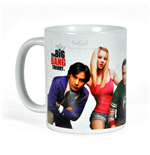 Big Bang Theory - Cast (Tazza)