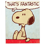 Snoopy - That's Fantastic (Magnete Metallo)