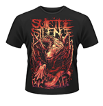 Suicide Silence - Us Vs Them (unisex )