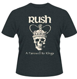 Rush - A Farewell To Kings (STENCI) (unisex TG. M)