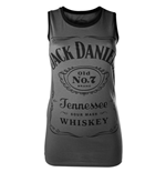 Jack DANIEL'S - Tank Top Old No 7 (top Donna )