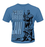 2000AD Judge Dredd - He Is The Law (unisex )