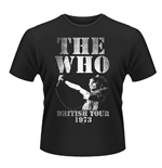 WHO, The - British Tour 1973 (unisex )