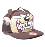 Looney Tunes - Face Snap Brown (Cappellino)