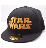 Star Wars - Golden Logo (Cappellino Unisex)