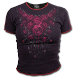 T-shirt Spiral - Blood Rose