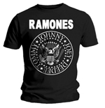T-shirt Ramones  Hey Ho Lets Go