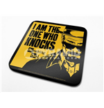 Breaking Bad - I Am The One Who Knocks (Sottobicchiere)