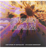 Vinile Jefferson Airplane - Last Stand At Winterland (2 Lp)