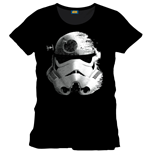 T-shirt Star Wars Stormtrooper Deathstar