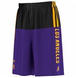 Pantaloncini Short Los Angeles Lakers (Viola)