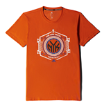 T-shirt / Maglietta New York Knicks (Arancio)