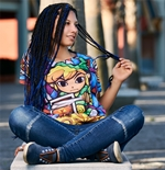 T-shirt e Magliette The Legend of Zelda 149509