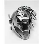 "portachiavi in metallo Marvel Comics ""Ultron Helmet"""