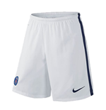 Pantaloncini Short Paris Saint-Germain 2015-2016 Away (Bianco)
