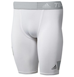 Pantaloncini Short Real Madrid 2015-2016 (Bianco)