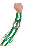 Boston Celtics NBA power shooter manicotto manica tattoo arm sleeve