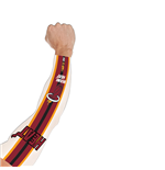Miami Heat NBA power shooter manicotto manica tattoo arm sleeve