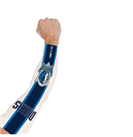 Dallas Mavericks NBA power shooter manicotto manica tattoo arm sleeve