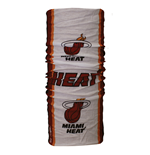 Miami Heat NBA bandana multifunzionale outdoor sciarpa tubolare scalda collo