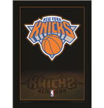 New York Knicks NBA poster quadro con cornice e plexiglas