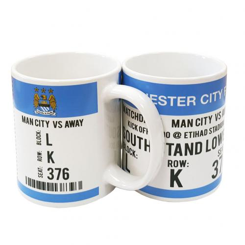 Tazza Manchester City 150069