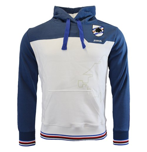 felpa calcio Sampdoria ufficiale