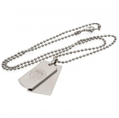 Dog Tag / Piastrina Leeds United 150296