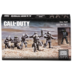Mega Bloks - Call Of Duty - Truppa D'Attacco - Seal Team