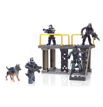 Mega Bloks - Call Of Duty - Truppa D'Attacco - Covert Ops Unit
