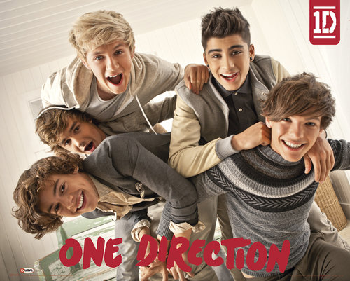 Mini Poster One Direction