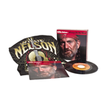 "Vinile Willie Nelson - Always On My Mind / The Party's Over 7 & T Shirt Box Set (7"" Box)"