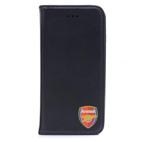 Cover a Libro iPhone 6 Arsenal