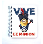 Block Notes Cattivissimo me - Minions 150895