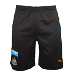 Pantaloncini Short Newcastle United 2015-2016 (Nero)