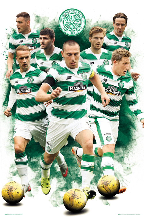 Poster Celtic Football Club 151795