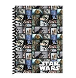 Star Wars - Blocks (A5 Notebook)